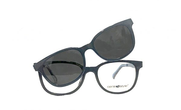 Gafas con clip solar