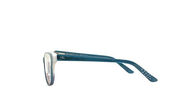 Gafas de niño azules