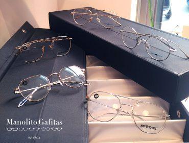 Las 5 gafas de metal del momento.